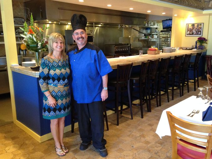 Bleu Rendez Vous brings French food back to Sanibel