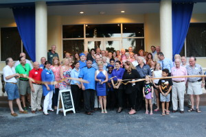 Ribbon Cutting Ceremony with Sanibel Chamber of Commerce